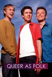 QUEER AS FOLK / Russell T. Davies | Davies, Russell T.