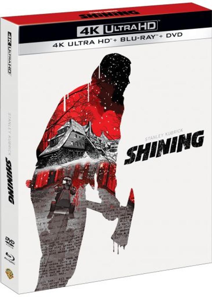 Shining : d'après Stephen King / Stanley Kubrick | Kubrick, Stanley. Metteur en scène ou réalisateur. Scénariste
