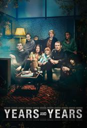 YEARS AND YEARS / Russell T. Davies | Davies, Russell T.