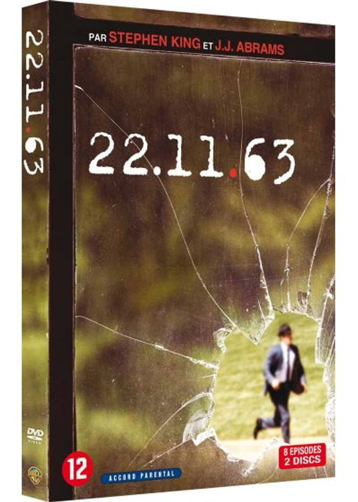 22.11.63 = 11.22.63 / Bridget Carpenter | Macdonald, Kevin. Metteur en scène ou réalisateur