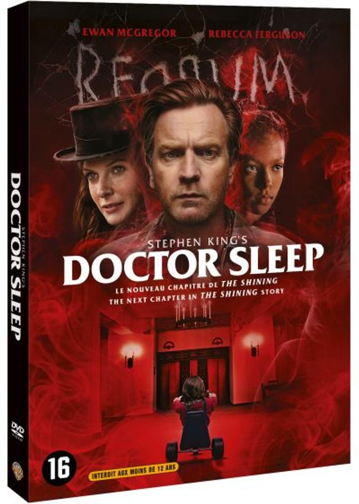 Doctor Sleep / Mike Flanagan | Flanagan, Mike. Metteur en scène ou réalisateur. Scénariste