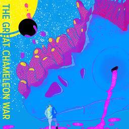 The great chameleon war / Justin Hellstrom | Hellstrom, Justin. Scénariste. Acteur