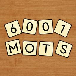 6001 mots / Damita Go | Go, Damita