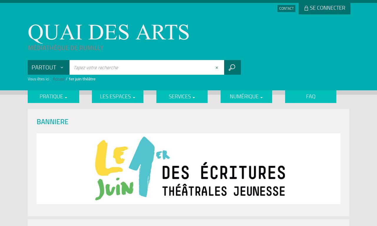 1er juin théâtre | Administrateur, superviseur général